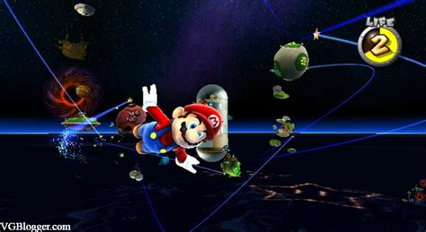 Our Top 3 For E3 2007 by E3 2007 Mario Galaxy Screenshots