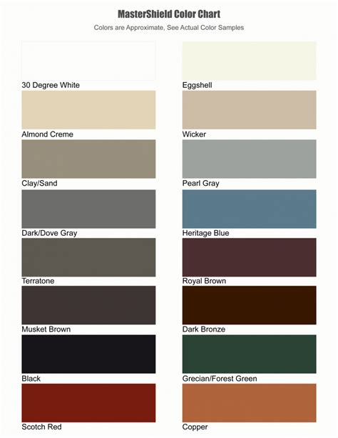 gutter colors mastershield colors colors for any home copper available