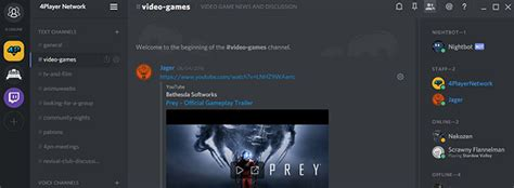 discord sign up we invite you to join the 4player community discord