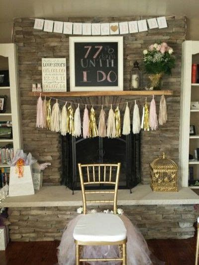 Wedding Shower Decorating Ideas by Best 25 Bridal Shower Decorations Ideas On