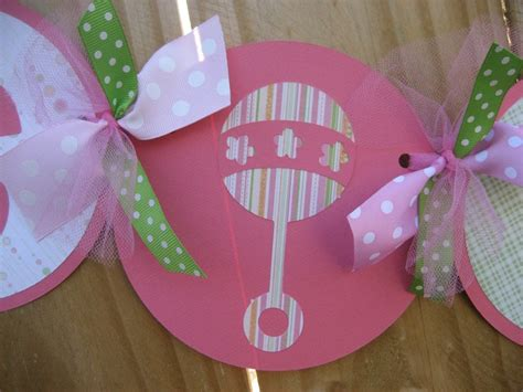 Baby Shower Decorations Pink And Green by Pink And Green Baby Shower Shower Ideas Pinterest