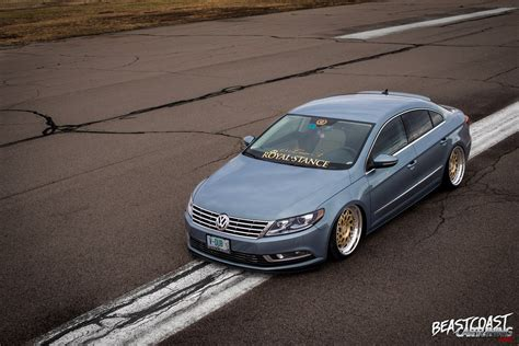 stanced volkswagen passat stanced volkswagen passat cc 187 cartuning best car tuning