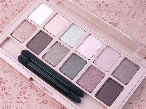 Makeover Eye Shadow Palette maybelline the the blushed eyeshadow