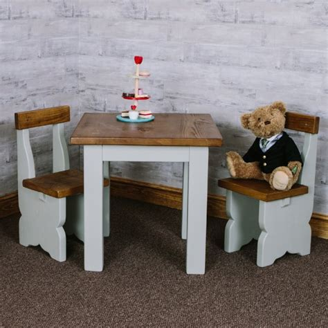 sherwood plank wood children s table chairs from
