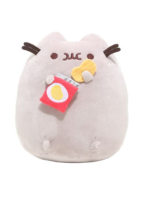 Squishy Chips Potato Squishy Kentang Squishy Kawaii pusheen potato chip plush topic