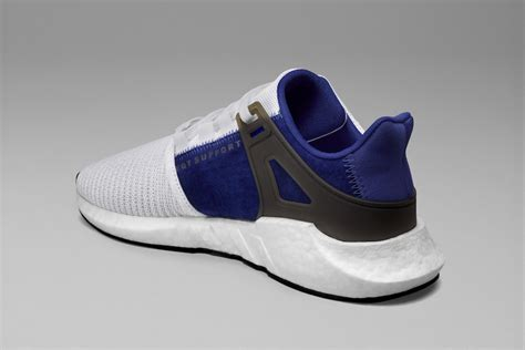 Adidas Originals Eqt Support 93 17 Royal Blue Uk8 Us8 5 Euro42 adidas eqt support 93 17 white blue bz0592 sneaker bar