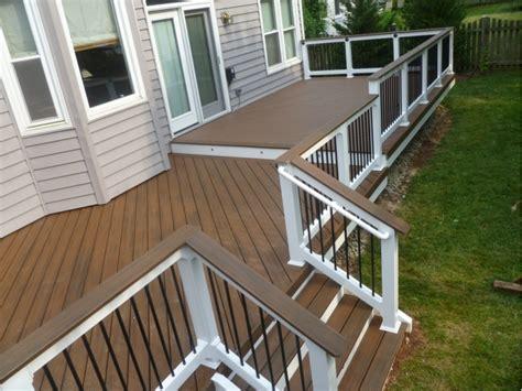 trex deck ideas spiced rum trex deck design ideas pictures