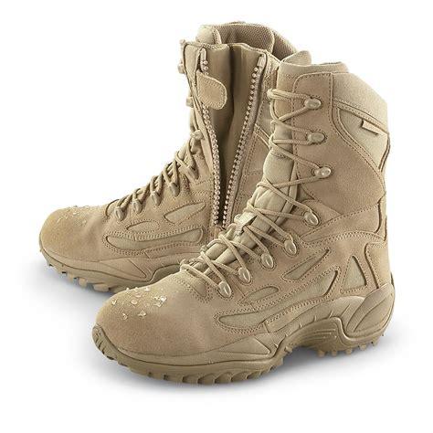 tactical boots s converse 174 waterproof side zip desert tactical