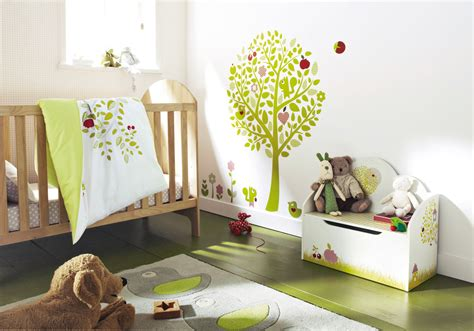 11 Cool Baby Nursery Design Ideas From Vertbaudet Digsdigs Decoration For Baby Nursery