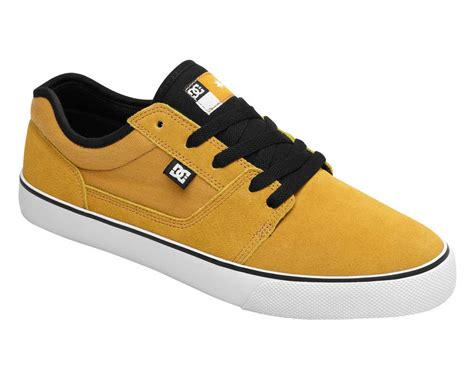 Dc Mens Tonic S new dc shoe co s tonic s mustard suede classic