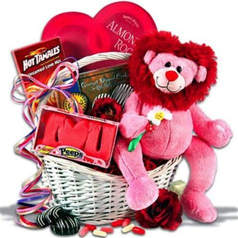 valentines gift baskets for day baskets for a listly list
