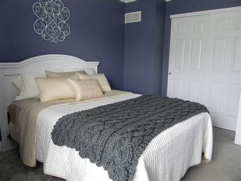 chunky knit blanket pattern a knitting