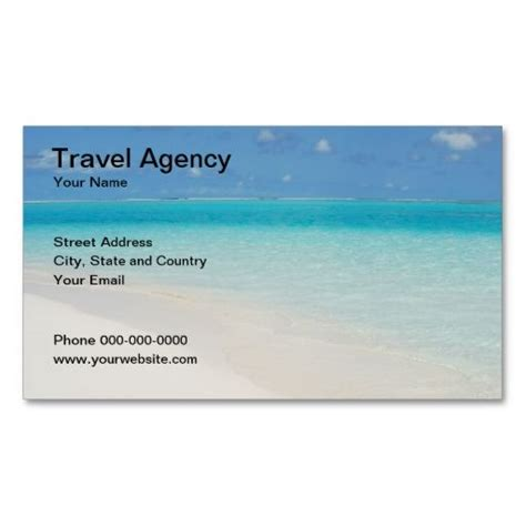 i want to make my own business cards travel agency business card make your own business card