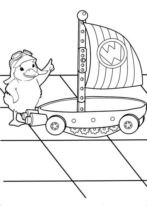coloring pages wonder pets coloring book wonder pets
