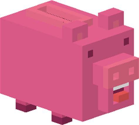 Figure Minecraft Disney Crossy Road Original piggy bank crossy road wiki fandom powered by wikia
