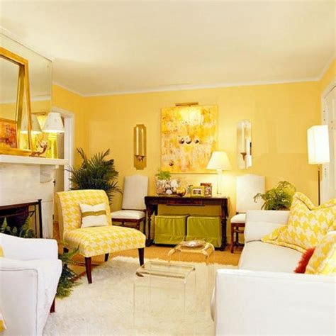 yellow livingroom yellow paint living room color scheme decorathing