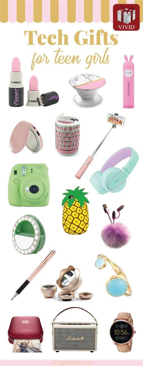 cool christmas gifts for teenage girl