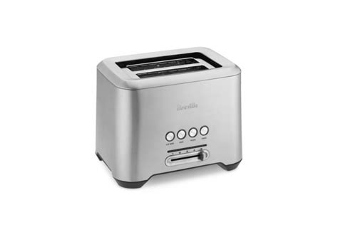2 Slice Slim Toaster 10 Easy Pieces Kitchen Countertop Appliances Small Space