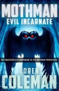 mothman evil incarnate books announcing mothman evil incarnate