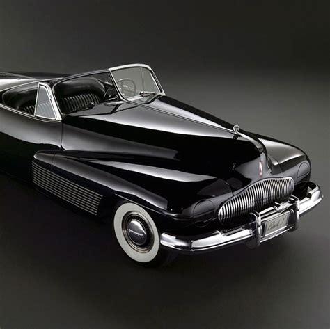 buick y 1938 comienzo styling en la general