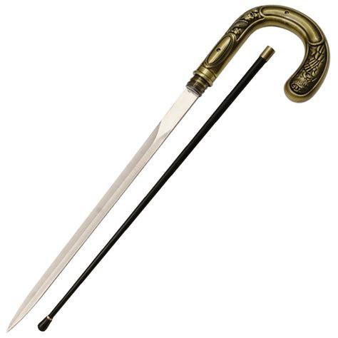 sword walking canes gentlemen walking sword