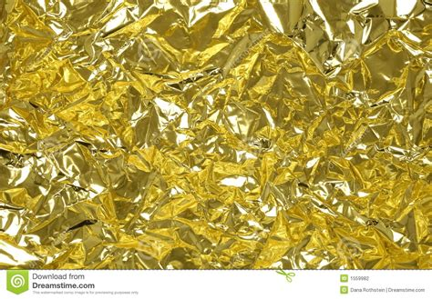Folie In Gold by Gold Foil Stock Photo Image Of Abstract Material