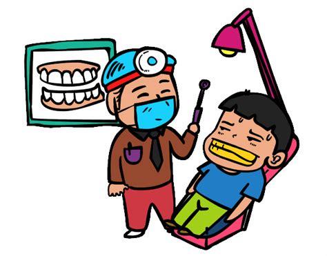imagenes animadas de odontologia dibujo de odontologia pintado por en dibujos net el d 237 a 26