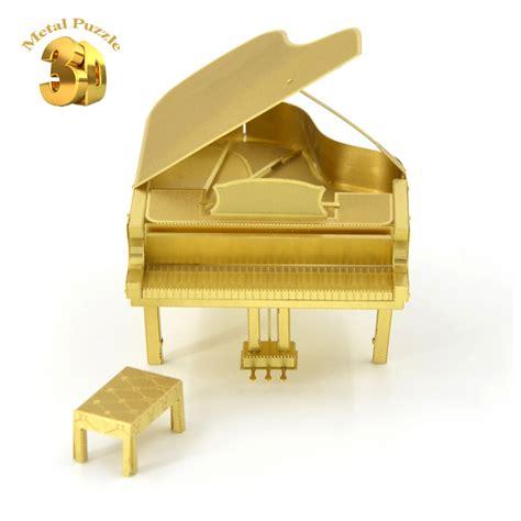 Electric Guitar Miniatur 3d Metal Puzzle miniature musical instrument promotion shop for
