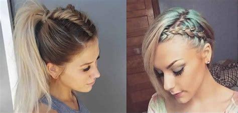 Coiffure Pour Cheveux Mi by Coiffure Cheveux Mi Longs Coiffure Simple Et Facile