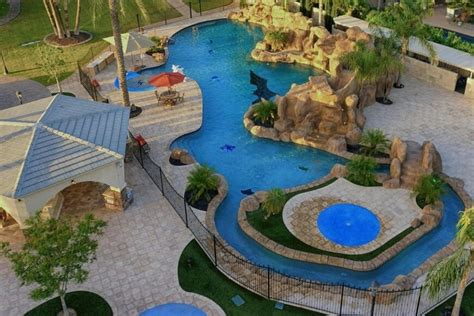 backyard lazy river cost 28 remarkable backyard waterpark ideas