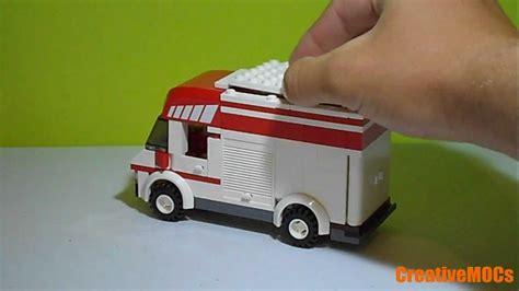mocers 2 bestbuy moc lego moving delivery truck moc