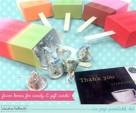 Mini Bar Gift Card - 40 creative diy favor boxes 2017