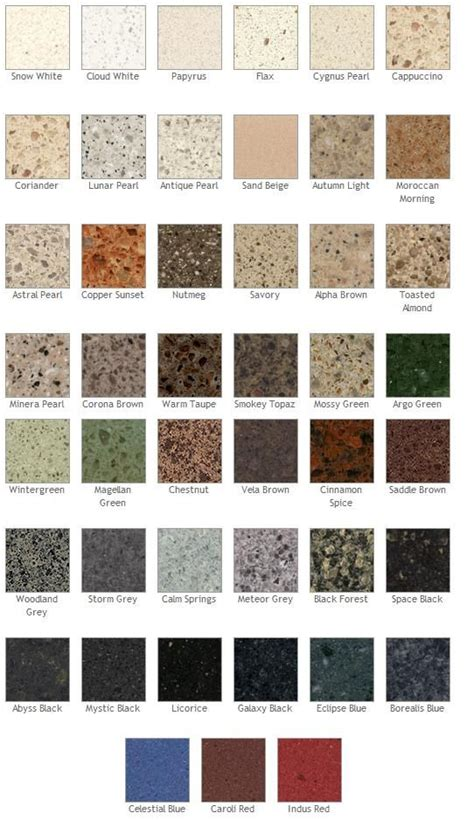 Quartz Countertops Colors For Kitchens by 1000 Ideas About Quartz Countertops Colors On