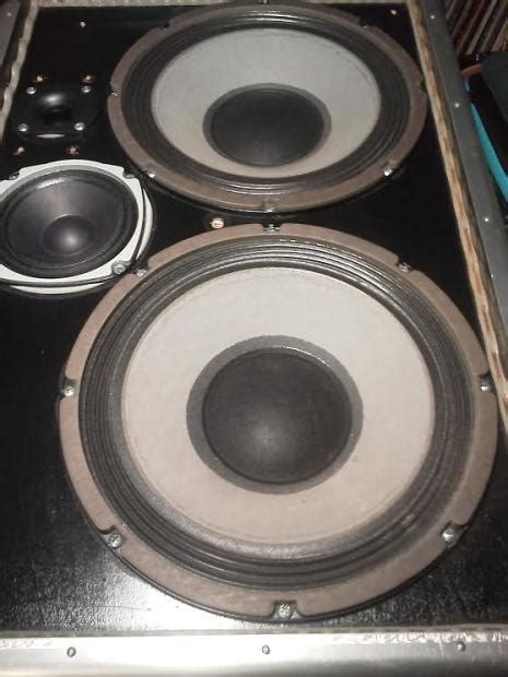 low sound bass cabinets acme b 2 low 2x10 quot bass speaker cabinet speakers need re