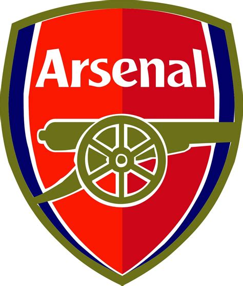 arsenal logo vector arsenal fc logo logo brands for free hd 3d