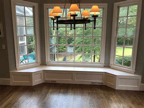kitchen bay window seating ideas banquette bench for a bay window kitchen seating shaped