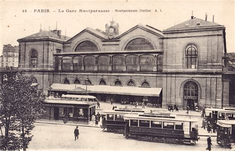 De Montparnasse Its Time by File Al 48 La Gare Montparnasse Jpg Wikimedia