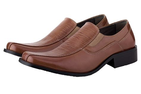 Sepatu Formal Pria Bahan Kulit Raindoz Rwa 320 toko sepatu cibaduyut grosir sepatu murah sepatu kerja pria