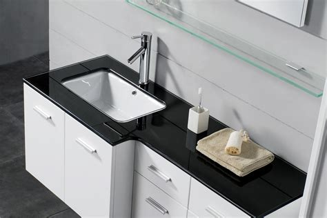White Modern Bathroom Vanity by Modern Bathroom Vanity Makes Your Bathroom Beautiful