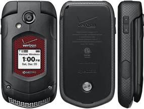 Verizon Rugged Flip Phones by Kyocera Duraxv E4520 Rugged Flip Phone For Verizon Black