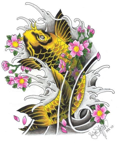 tattoo koi vorlagen 34 koi tattoo designs ein symbol f 252 r st 228 rke gl 252 ck erfolg