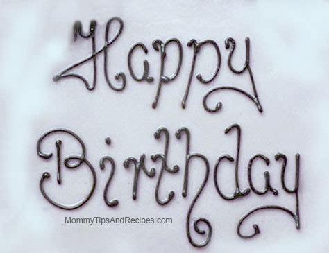 Happy Birthday Styles Writing Loading