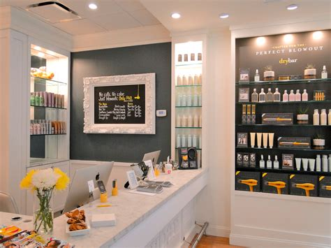 the salon the drybar ues the luxe list