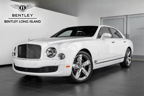 white bentley 2016 2016 bentley mulsanne speed rolls royce motor cars long