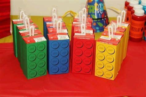 Paper Bag Pinata Bag Goodies Bag Kantong Friends как организовать день рождения в стиле лего
