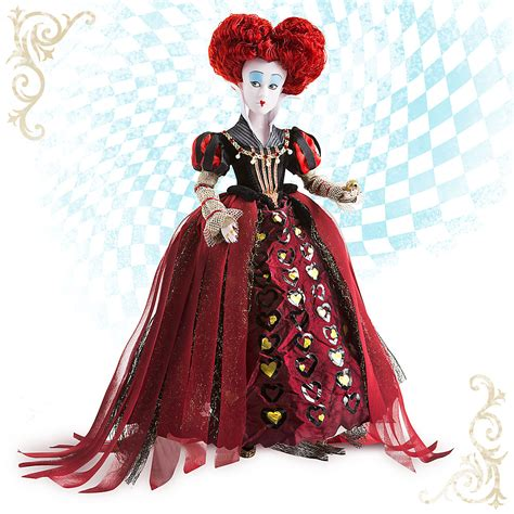 queen film collection image the red queen disney film collection doll alice