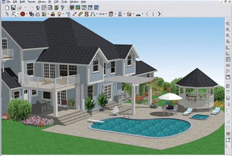 free building design software programs 3d