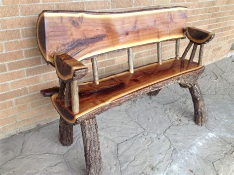 custom wooden benches boat n tackle outfitters network custom built natural