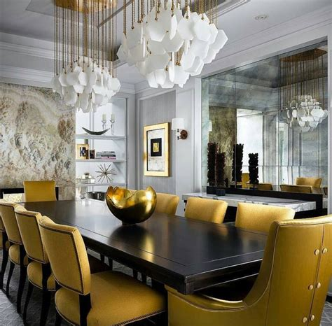 luxury dining rooms 25 best ideas about mustard living rooms on