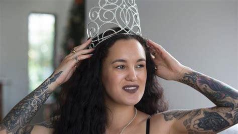 miss tattoo nz hamilton woman wins miss ink new zealand 2015 stuff co nz